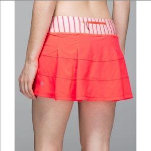 Lululemon Pace Rival II Skirt
